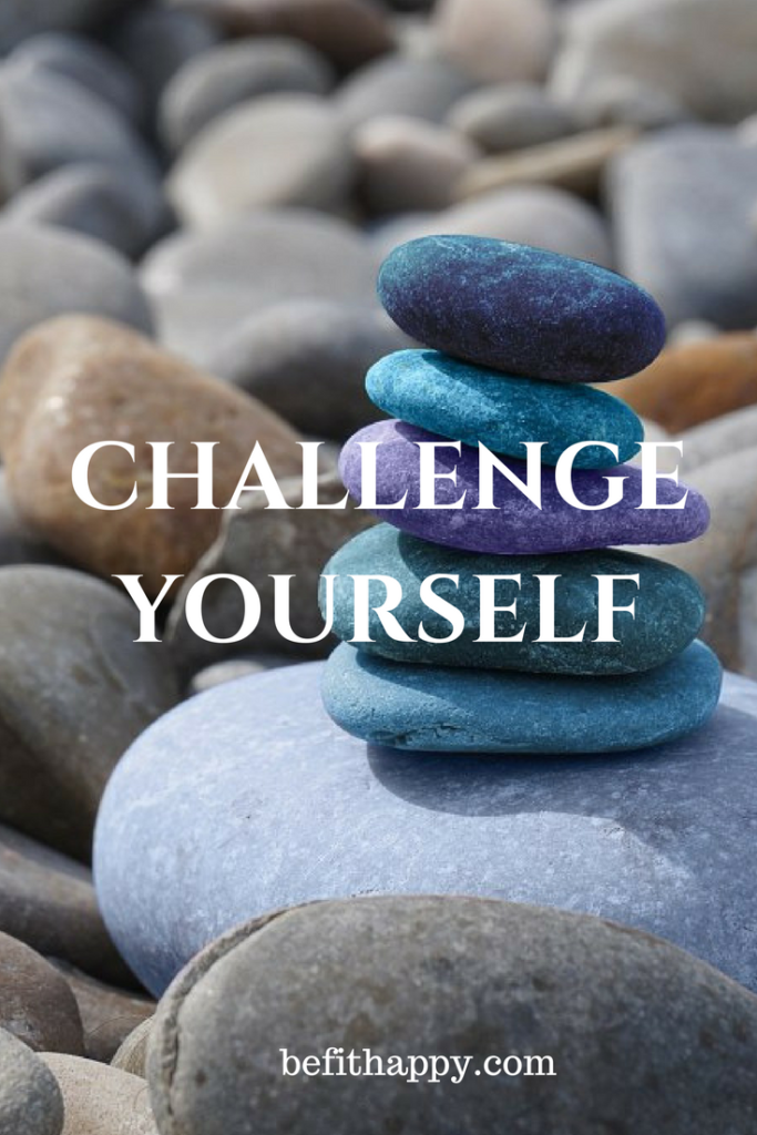 Challenge yourself - spring challenge