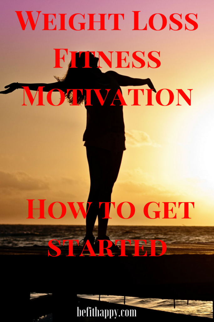 Weight Loss Fitness Motivation - How to get started