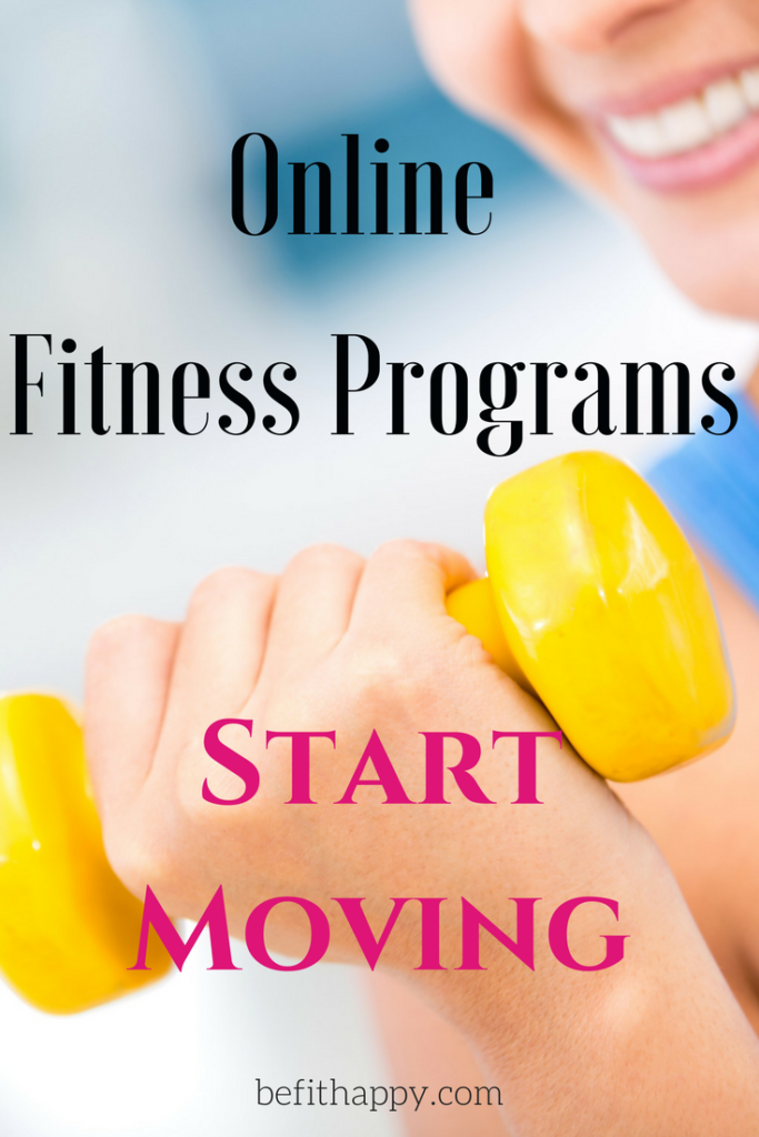 List of my favorite online fitness programs